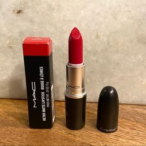 MAC Retro Matte Lipstick in Ruby Woo